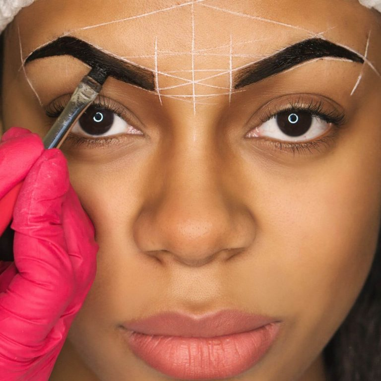 Brow Tint With Full Brow Mapping