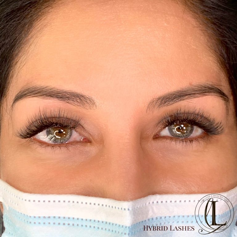 Pickering Eyelash extensions