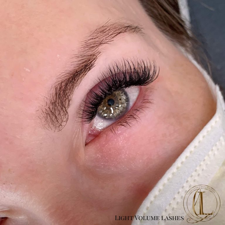 Volume Eyelash Extensions Lash Layer, Pickering