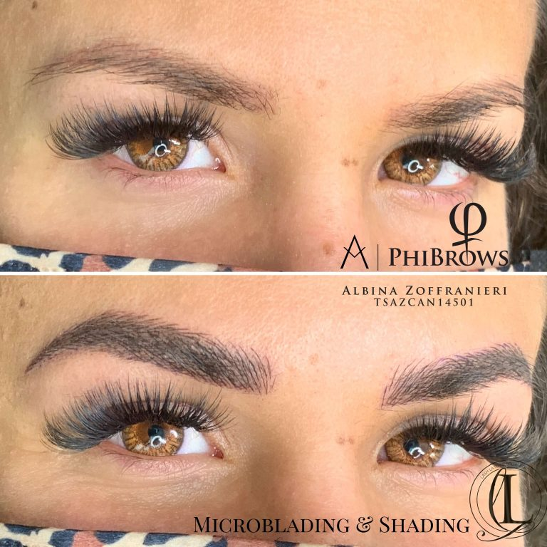 Microblading at Lash Layer in Pickering, Durham