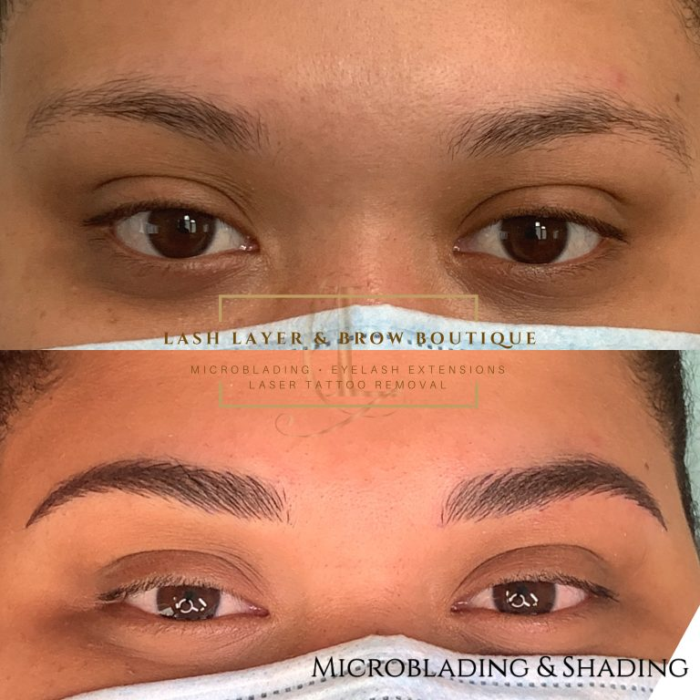Microblading In durham at Lash Layer & Brow Boutique